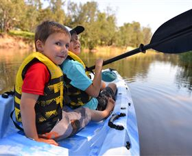 Adventure Watersports - Lightning Ridge Tourism