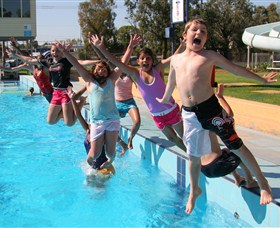 Dubbo Aquatic Leisure Centre - Lightning Ridge Tourism