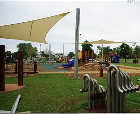 Livvi's Place Playground - Lightning Ridge Tourism