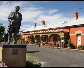 Forbes Railway Arts and Visitor Information Centre - Lightning Ridge Tourism