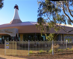 McFeeters Motor Museum and Visitor Information Centre - Lightning Ridge Tourism