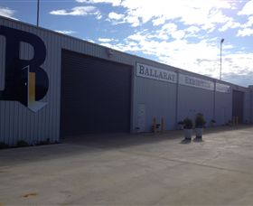 Ballarat Exhibition Centre - Lightning Ridge Tourism