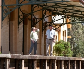 Federation Story Self Guided Walking Tour - Lightning Ridge Tourism