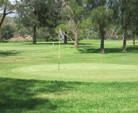 Wiradjuri Golf Centre - Lightning Ridge Tourism
