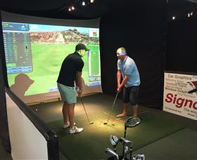 GolfTec - Lightning Ridge Tourism