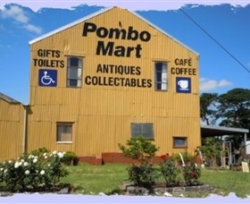 Pombo Mart - Lightning Ridge Tourism