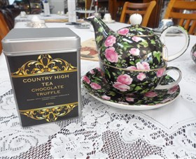 Country High Tea - Lightning Ridge Tourism