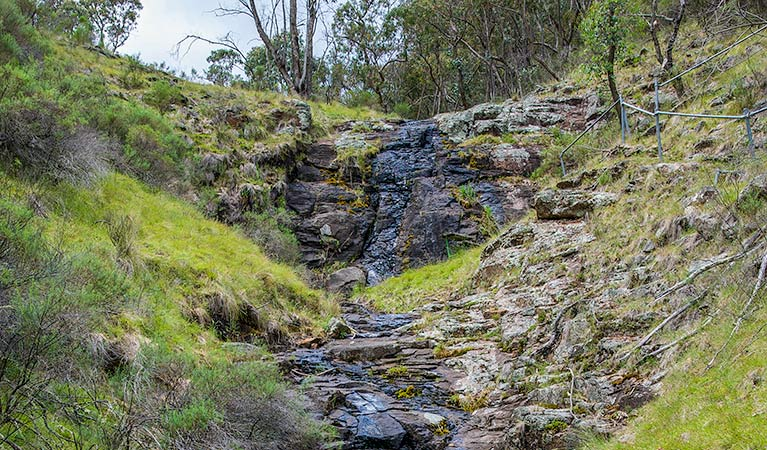 Hopetoun Falls walking track - Lightning Ridge Tourism