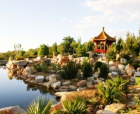 Lambing Flat Chinese Tribute Garden - Lightning Ridge Tourism