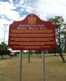 Breaker Morant Drive - Lightning Ridge Tourism