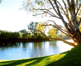 Albury - Murray River Precinct - Lightning Ridge Tourism