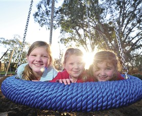 Oddies Creek Playspace - Lightning Ridge Tourism