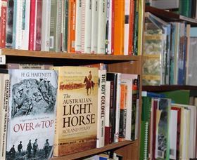 The Last Post Bookshop - Lightning Ridge Tourism