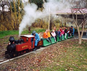 Holbrook Miniature Railway - Lightning Ridge Tourism