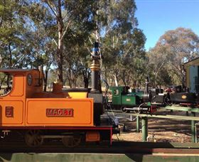 Mudgee Miniature Railway - Lightning Ridge Tourism