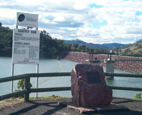 Chaffey Dam - Lightning Ridge Tourism