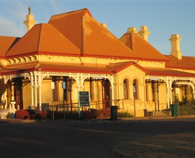 Armidale Railway Museum - Lightning Ridge Tourism