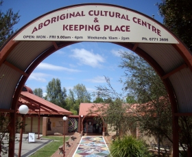 Armidale and Region Aboriginal Cultural Centre and Keeping Place - Lightning Ridge Tourism