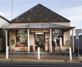 Tenterfield Saddler - Lightning Ridge Tourism
