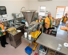 Mammino Gourmet Ice Cream - Lightning Ridge Tourism