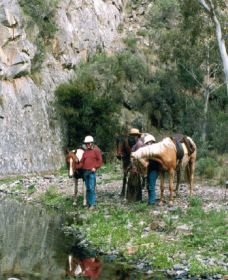 Yarramba Horse Riding - Lightning Ridge Tourism