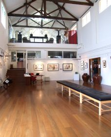 Milk Factory Gallery - Lightning Ridge Tourism