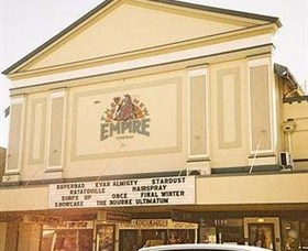 Empire Cinema - Lightning Ridge Tourism