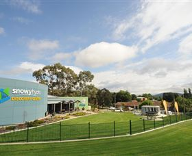 Snowy Mountains Hydro Discovery Centre - Lightning Ridge Tourism