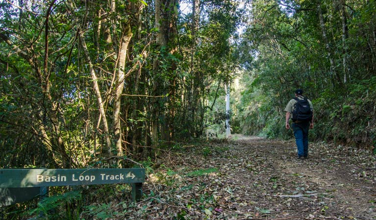 Basin Loop track - Lightning Ridge Tourism