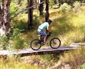 The Steps Mountain Bike Park - Lightning Ridge Tourism