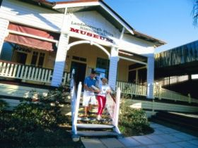 Landsborough Museum - Lightning Ridge Tourism