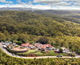 Brisbane Lookout Mount Coot-tha - Lightning Ridge Tourism