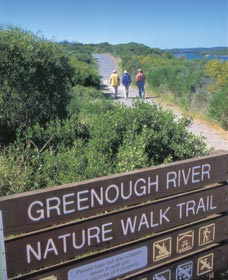 Greenough River Nature Trail - Lightning Ridge Tourism