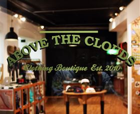 Above the Clouds Store - Lightning Ridge Tourism