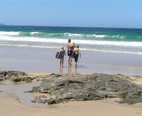 Shellharbour Beach