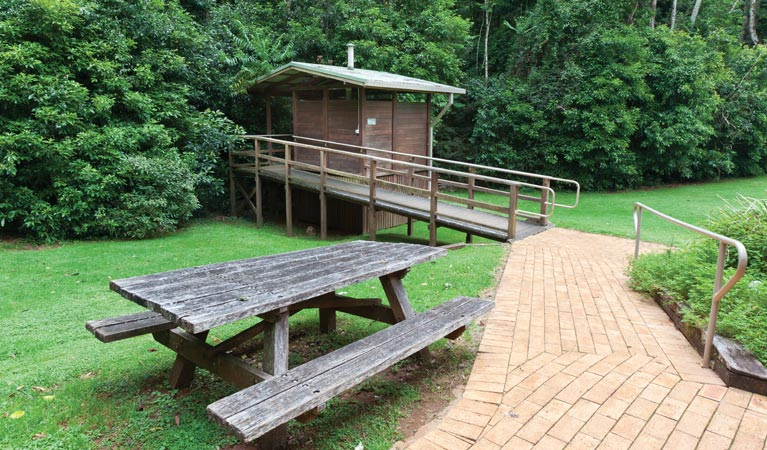 The Glade picnic area - Lightning Ridge Tourism
