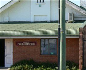 Casino Folk Museum - Lightning Ridge Tourism