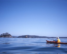 Kayaking Batemans Bay