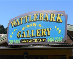 Wattlebark Gallery - Batemans Bay Arts and Crafts Society