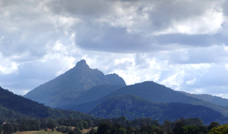 Wollumbin National Park - Lightning Ridge Tourism