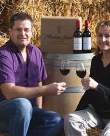 Barton Jones Wines - Lightning Ridge Tourism