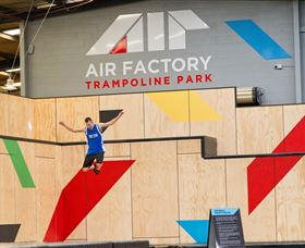 Air Factory Trampoline Park - Lightning Ridge Tourism