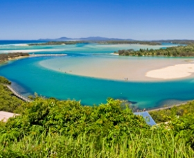 Nambucca Heads Beach