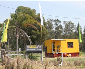Banyandah Studio - Lightning Ridge Tourism