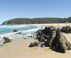 Armands Beach Bermagui