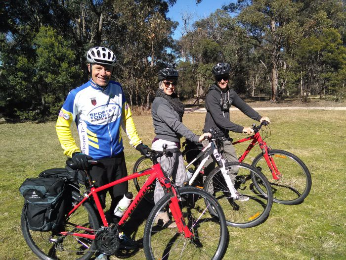 Granite Belt Bicycle Tours and Hire - Lightning Ridge Tourism