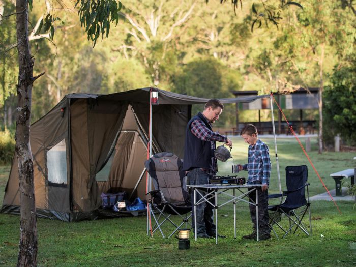 Hardings Paddock Campground - Lightning Ridge Tourism