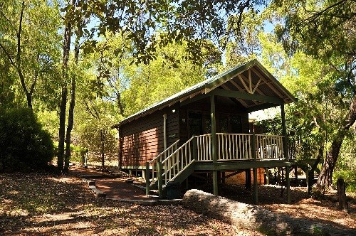 Riverglen Chalets - Lightning Ridge Tourism