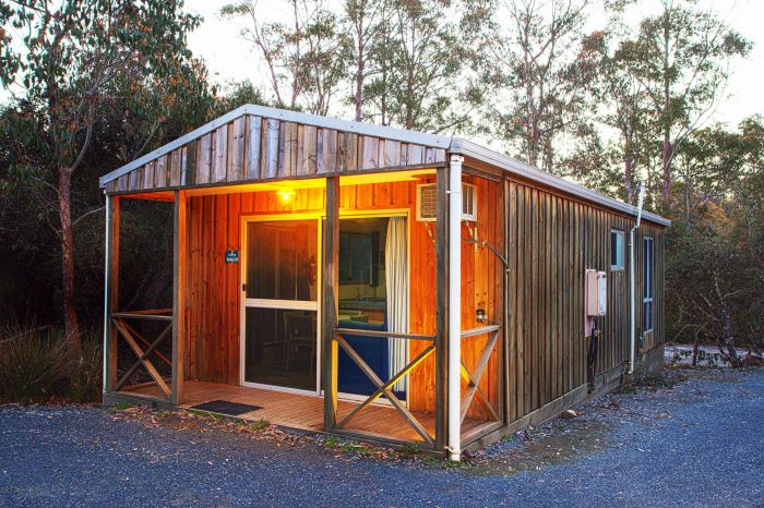Discovery Parks - Cradle Mountain - Lightning Ridge Tourism