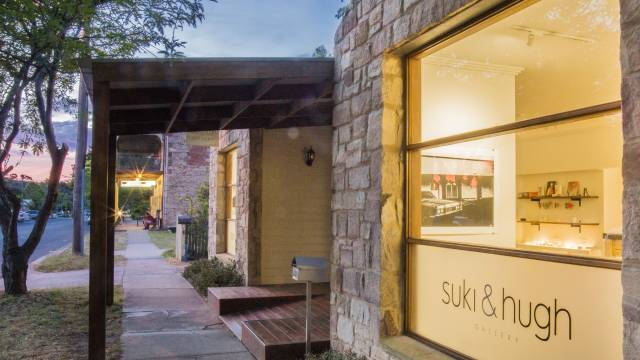 Suki  Hugh Gallery - Lightning Ridge Tourism